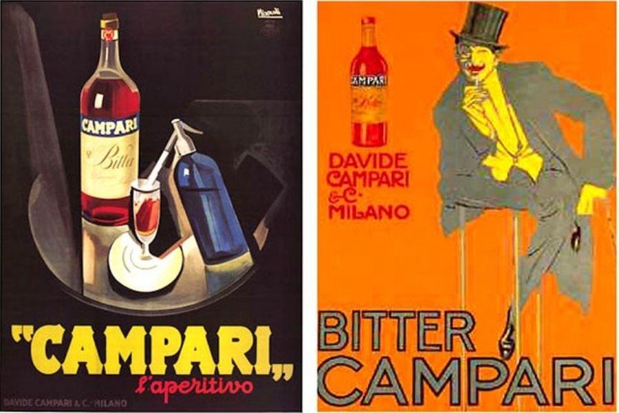aperitivo alkohol campari