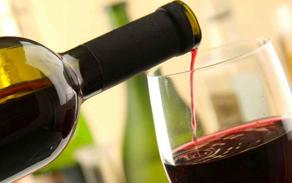 Czerwone Wino Północnych Włoch Italia Po Polsku