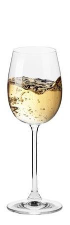 kieliszek bialego wina