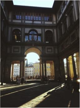 Uffizi we Florencji
