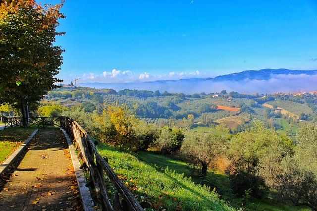 Degustacja wina - Umbria