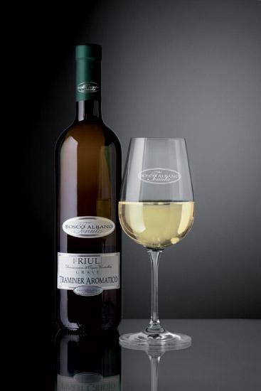 Degustacja wina - Traminer