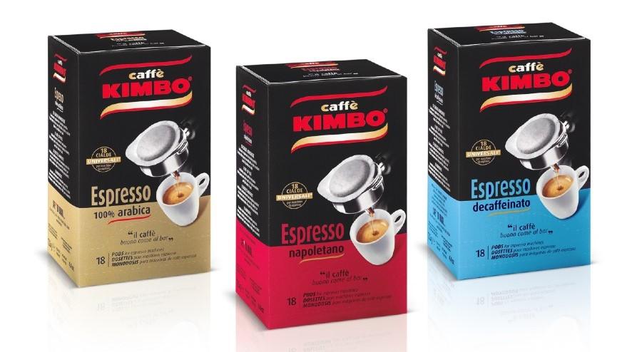 kawa włoska kimbo