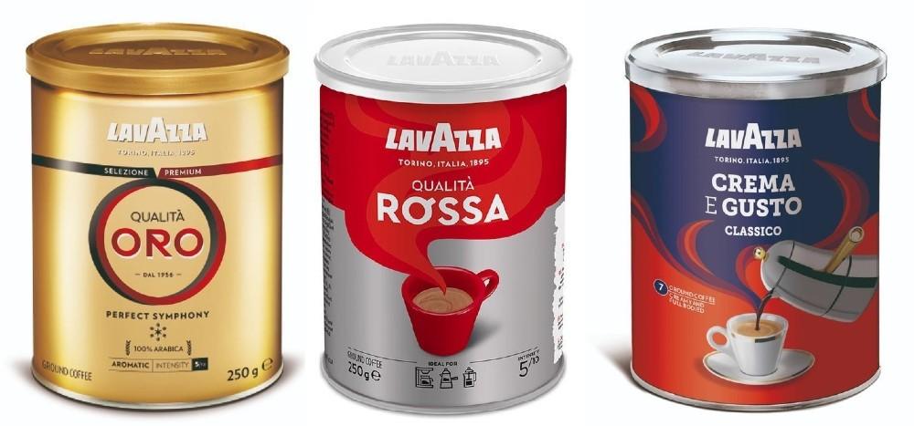kawa włoska lavazza