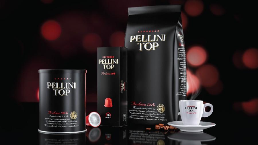 prawdziwa włoska kawa pellini