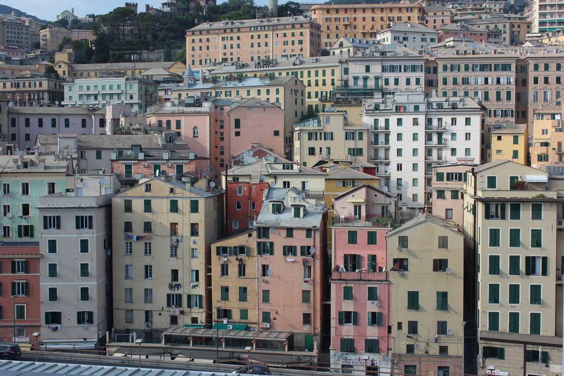 Genova kurs wloskiego