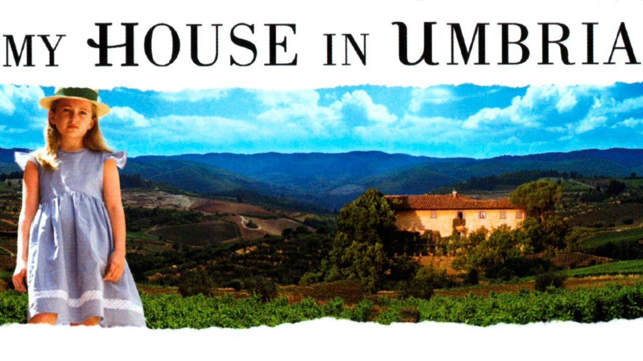 Mój dom w Umbrii