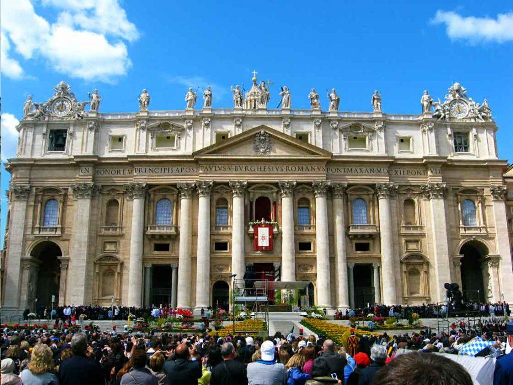 msze papieskie