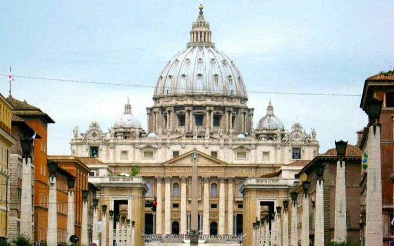 Msze Papieskie w Watykanie