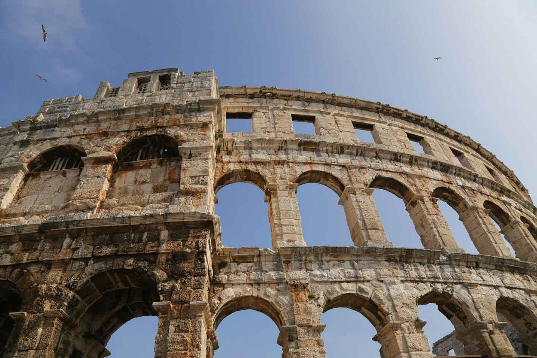 I trasa - Rzym antyczny - Koloseum