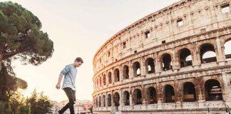Zwiedzanie Rzymu pieszo