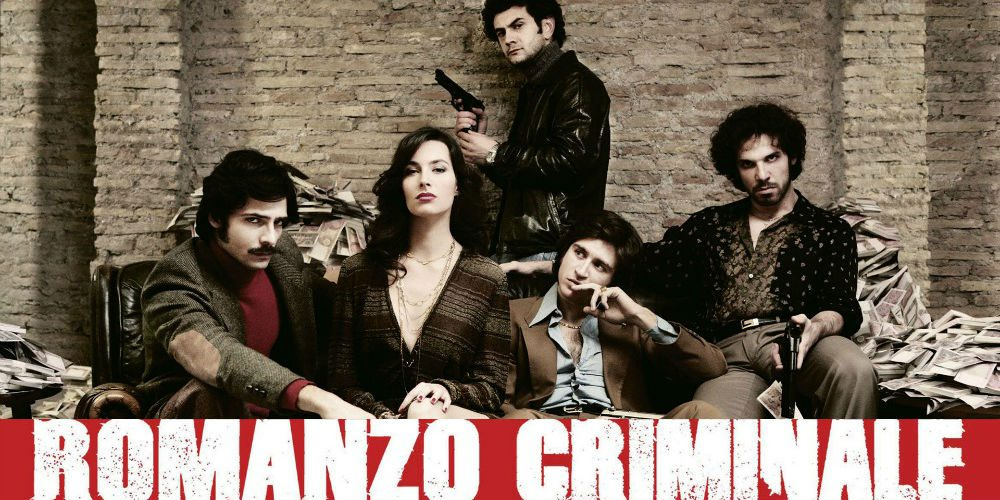 romanzo criminale włoski serial
