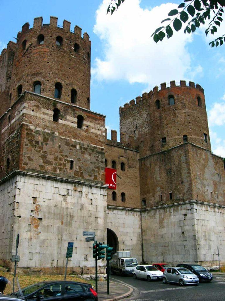 Mury Rzym 2