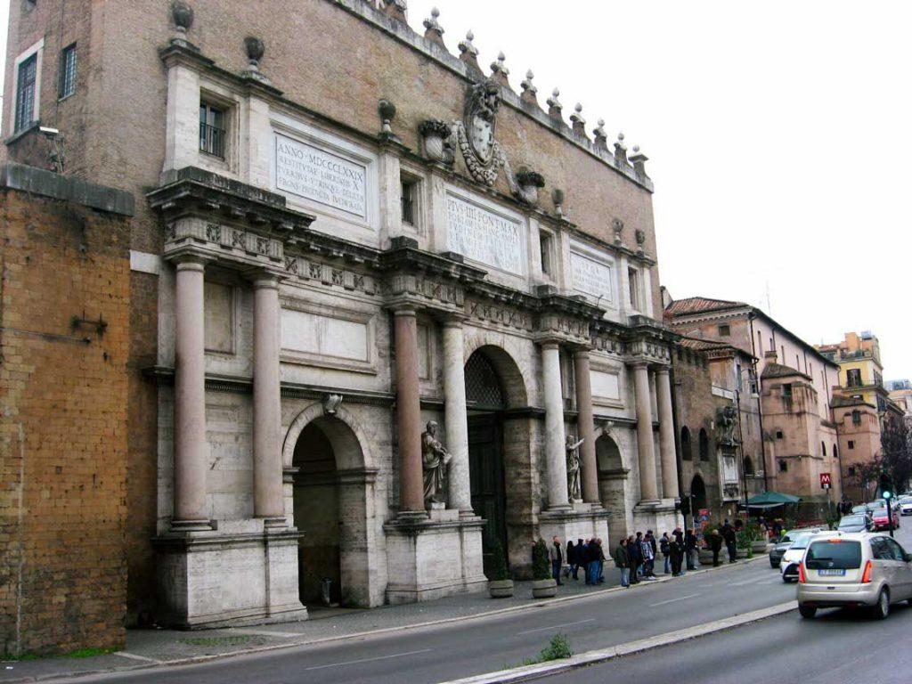 Mury Rzym 3