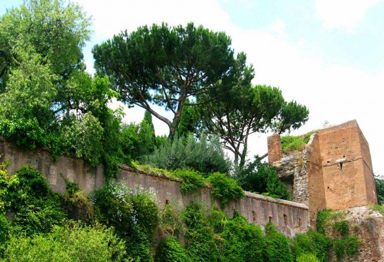 Mury miasta Rzym