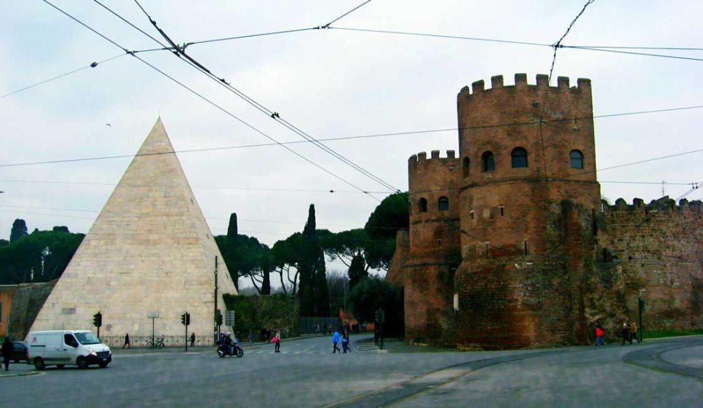 Porta San Paolo Rzym