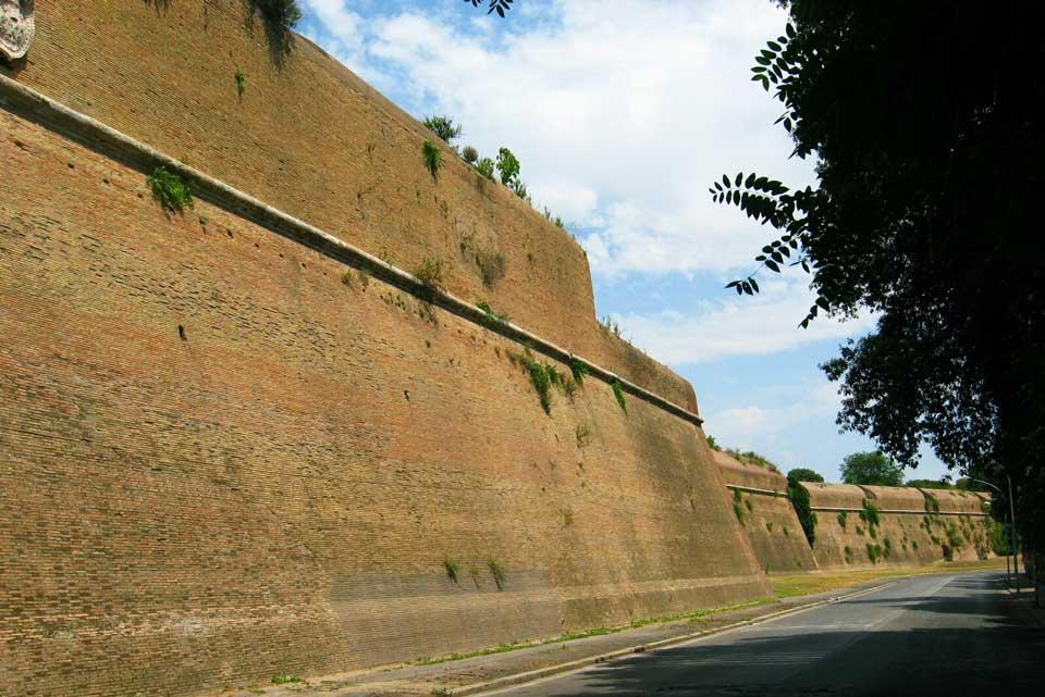 mury rzymu
