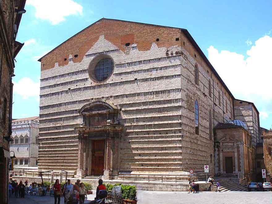 San Lorenzo Katedra w Perugii