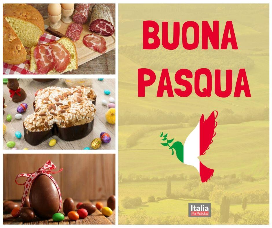 zyczenia Wielkanocne - Italia Po Polsku