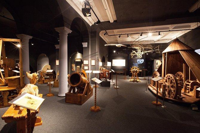 florencja muzeum leonardo da vinci