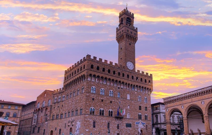 florencja palazzo vecchio