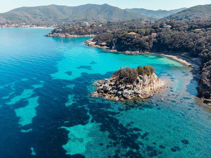 Wyspa d'Elba - Włochy