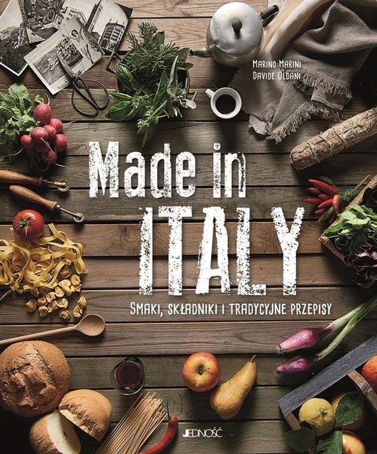 kuchnia włoska książka kucharska made in italy