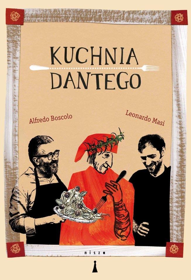 kuchnia włoska książka kuchnia dantego