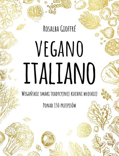 kuchnia włoska książka vegano italiano