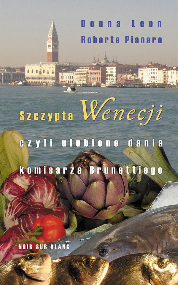 włoska książka kucharska szczypta wenecji