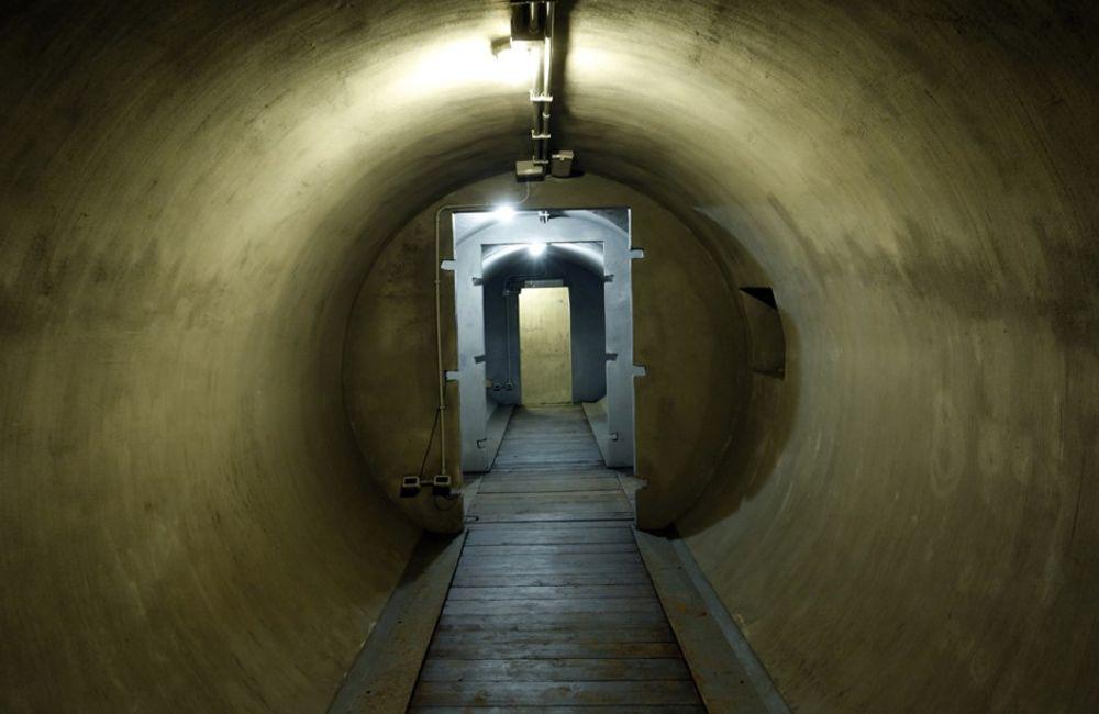 bunkier mussoliniego rzym tajemnicze miejsca