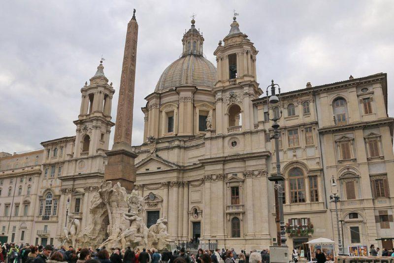 kościół św. agnieszki w rzymie