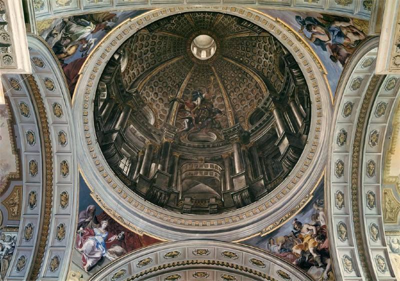 płaska kopuła rzym ciekawe miejsca