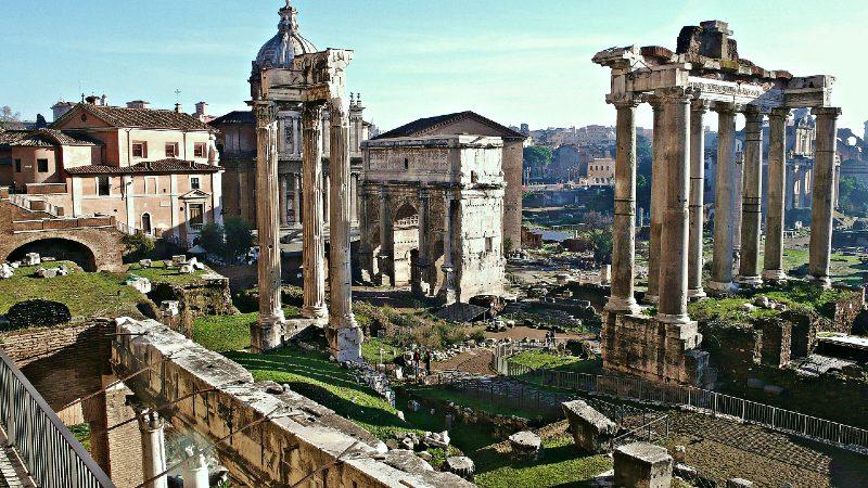 forum romanum muzea rzym