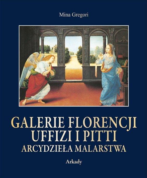 galerie florencji uffizi i pitti książki o toskanii