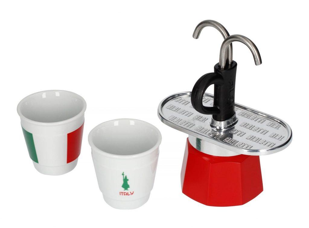 kawiarki włoskie bialetti mini express