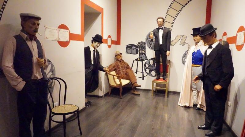 muzeum figur woskowych muzea w rzymie