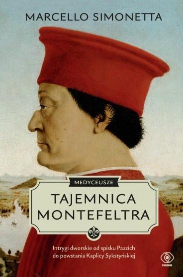 tajemnica montefeltra książka o toskanii