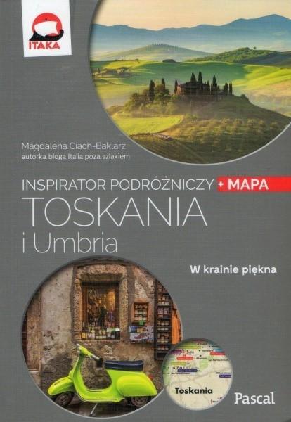 toskania i umbria inspirator podróżniczy książka o toskanii