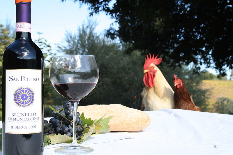 toskańskie wina brunello di montalcino