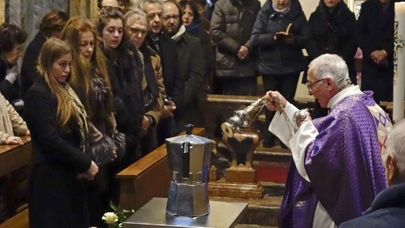 włoska kawiarka renato bialetti pogrzeb