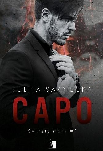 książka o mafii włoskiej capo julita sarnecka