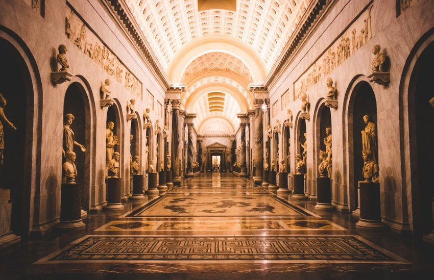 muzea watykańskie rzym nocą zwiedzanie