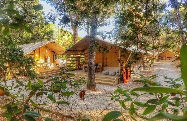 domki letniskowe toskania camping maremma