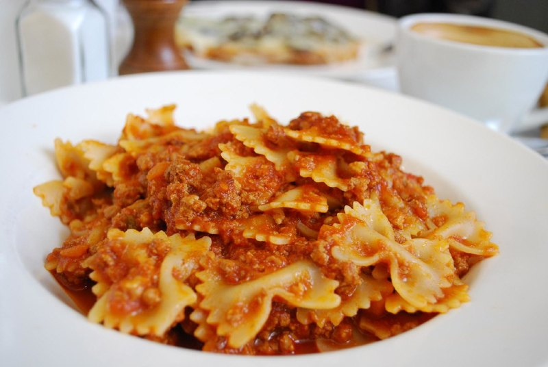 ragu bolognese sosy do makaronu