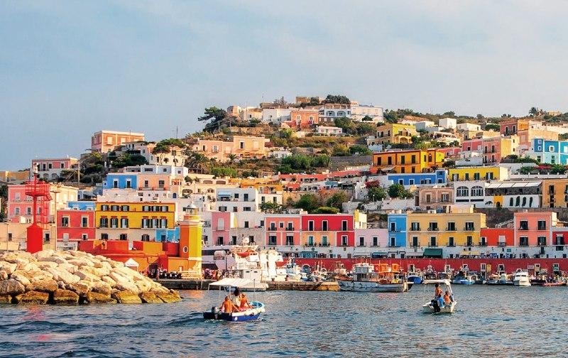 wyspy we włoszech ponza