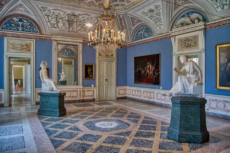 Galleria d'arte moderna muzea mediolan