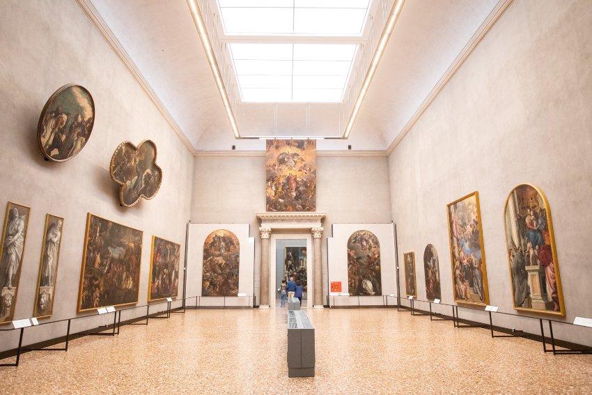 gallerie dell'accademia wenecja muzea