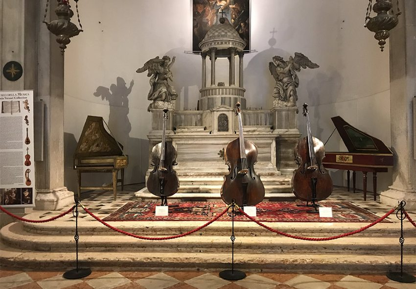muzeum muzyki w wenecji