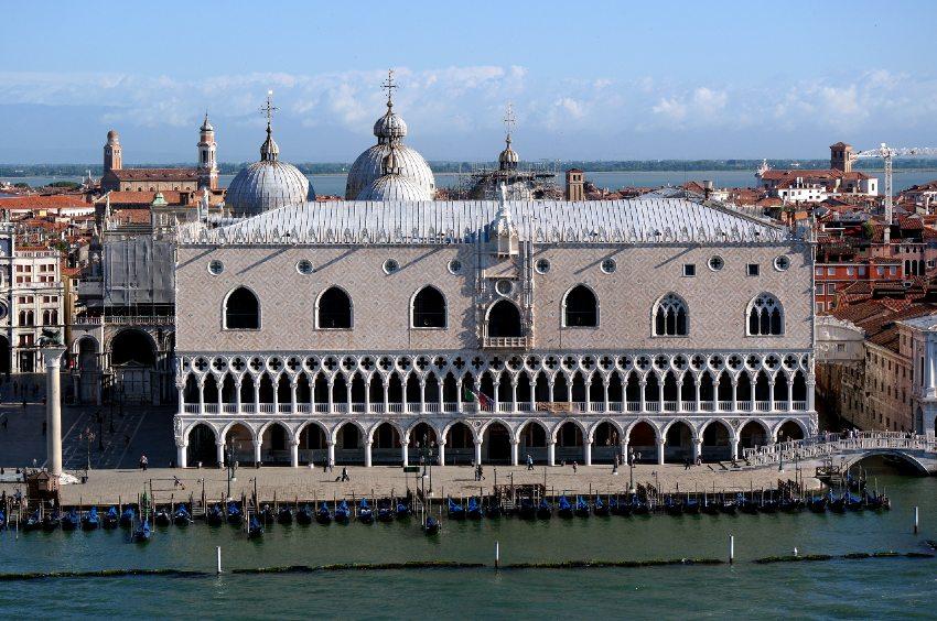 pałac dożów wenecja muzeum